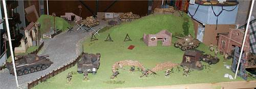 A little Diorama that got out of hand :D