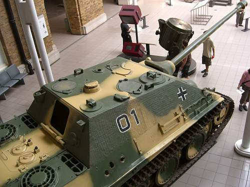 Click image for larger version.  Name:Jagdpanther_IWM.jpg Views:254 Size:176.2 KB ID:60944
