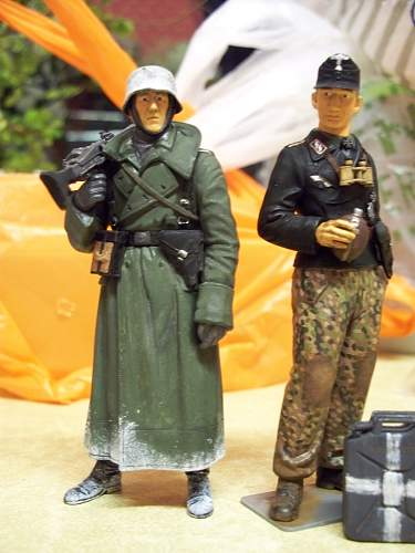 1/16TH Scale figures