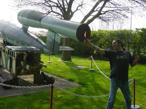 V1 flying bomb