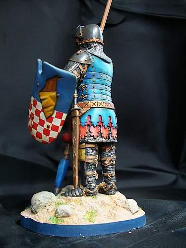 a pseudo serbian knight