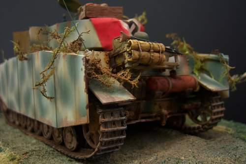 Weathering Powders and Pigments