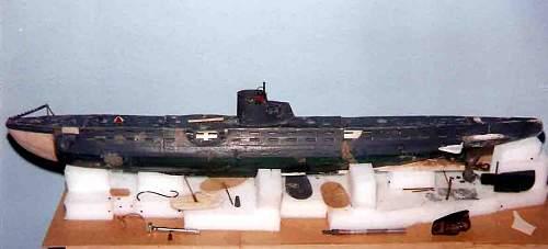 Model Sub repair