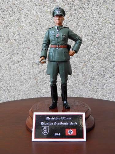 Tamiya 1/16  Wehrmacht  Officer