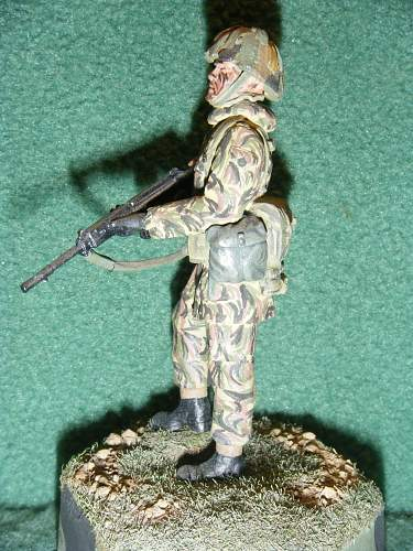 Some of my model figures