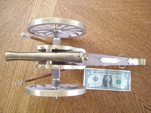 12 pounder cannon