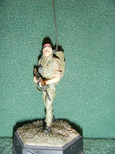 Click image for larger version.  Name:3. 54mm. British army, Highland Regt. RTO 1970's.jpg Views:155 Size:249.5 KB ID:76389