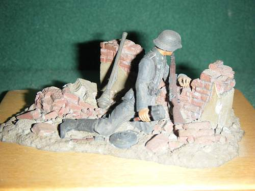 Click image for larger version.  Name:3. 54mm. German Tank hunter WW2.jpg Views:132 Size:239.8 KB ID:76397