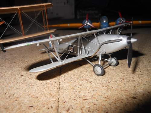 some 1/72 planes