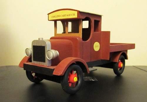 WW1 Era Truck