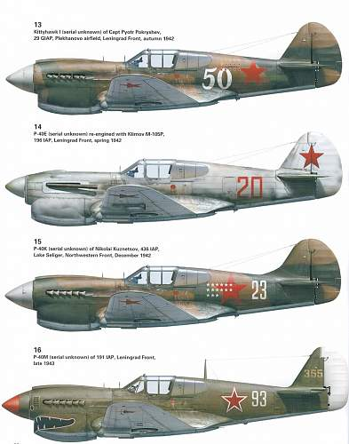 Any Russian WW2 Model Airplanes In A 1/18 Scale For Sale?