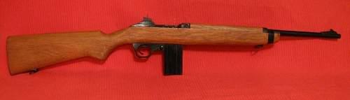 U.S. .30 M-1 Carbine