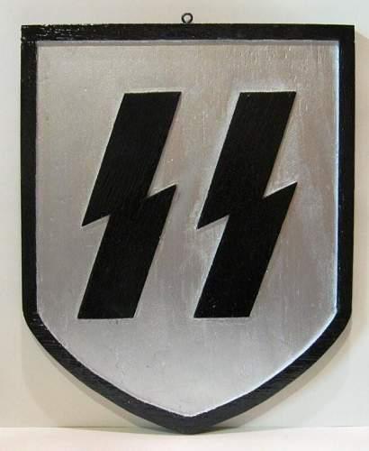 SS Helmet Runes