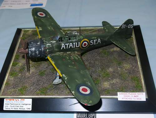 Click image for larger version.  Name:2015 Melbourne Plastic Model Expo 017.jpg Views:32 Size:216.4 KB ID:886450