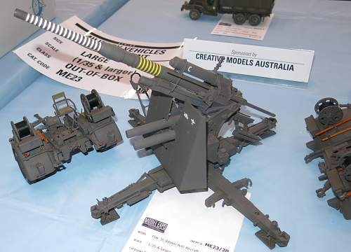 Australian Plastic Model expo Melbourne, 2015