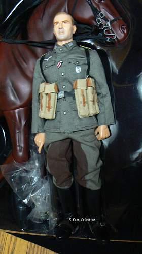 Anyone collect Action Man/GI Joe uniforms?