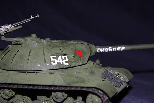Mighty IS-3 in 1/35th Scale