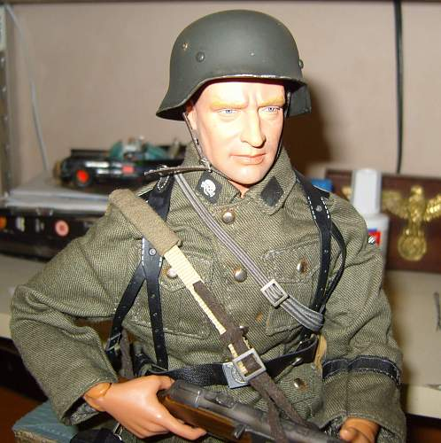 soldier made by dragon car boot find