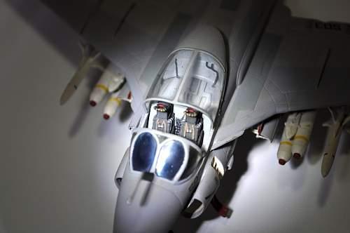 Grumman A6-E Intruder, VMFA (AW)-332