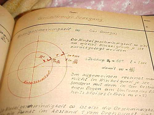 Help with 1941 German Technical Military Student? Book