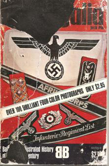 NAZI REGALIA book by Jack Pia