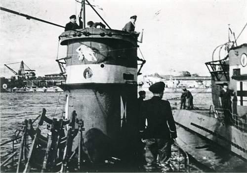 Unknown U-boat emblem