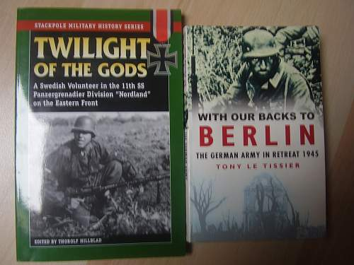 Some Reading Material..Third Reich...