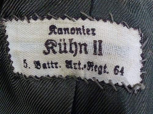 5th Battery 64th Artillery Regiment
