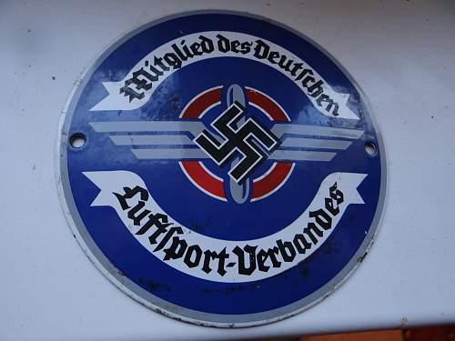 Mitglied des Deutschen Luftsport-Verbanden.