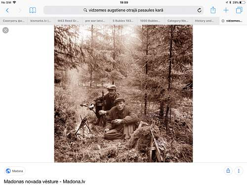 Vidzeme photos from ww2