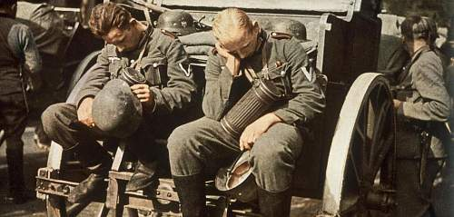Hitler's Drugged Soldiers