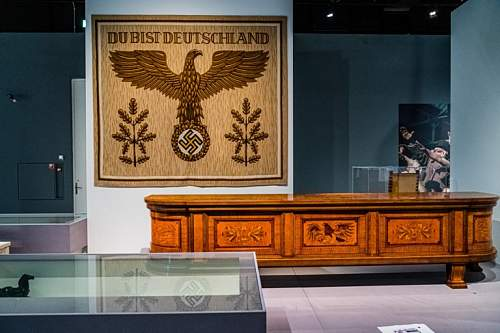 Design of the Third Reich at the Design Museum Den Bosch, Netherlands.