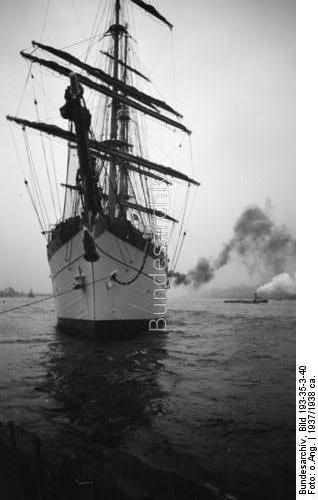"""The Ship """" Albert Leo Schlageter"""""""