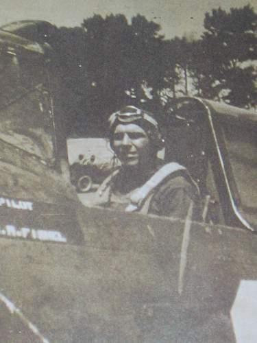 Click image for larger version.  Name:1LT Jay V  Thomson  Camp Springs D C  1943.jpg Views:73 Size:218.3 KB ID:31189