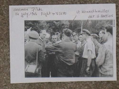 Click image for larger version.  Name:Oblt Hartigs  Picture taken 25 June 1944.jpg Views:103 Size:222.0 KB ID:31192