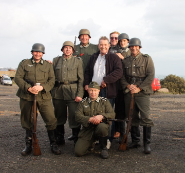John Nettles / Bergerac Occupation documentary.