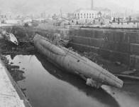 U-642 First active patrol report