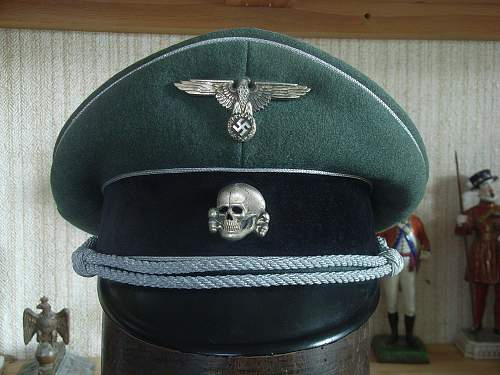 ss officer name and rank