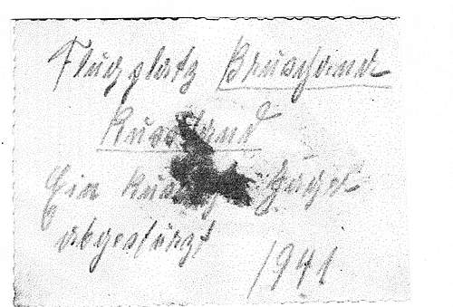 Help with name of Luftwaffe airfield in Russia