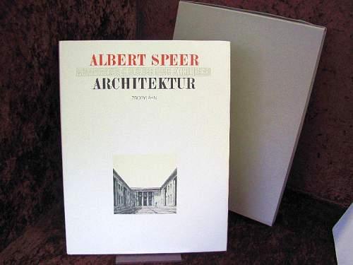 Albert Speer's architecture?