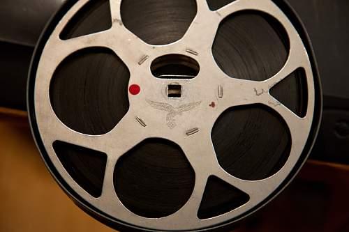 Original Fallschirmjäger film (16mm)!!!