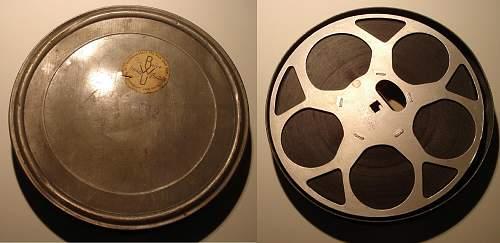 "Original German combat ""Engineer"" film (16mm)!!!"