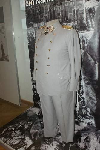 """The uniform of """"Herr Meier"""""""