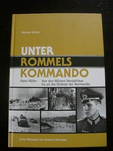 New Book: Unter Rommels Kommando