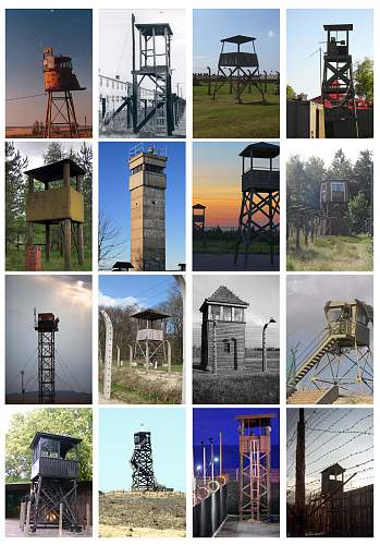 Watchtower Research Project / photo's,drawings,books etc.