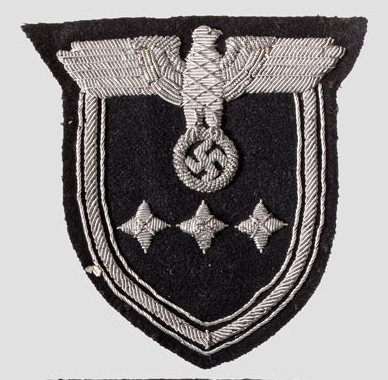 "'Generalgouvernement"" officials arm badge?"