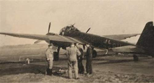 Click image for larger version.  Name:Wekusta Ju188F-1 D7+GH Shot down over North Sea 11-02-45.jpg Views:115 Size:71.6 KB ID:530276