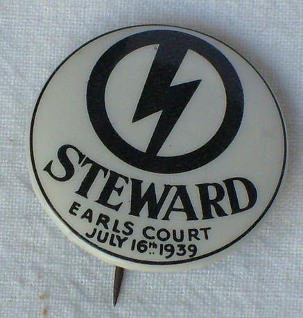 Name:  Steward's Badge.jpg Views: 1619 Size:  79.6 KB