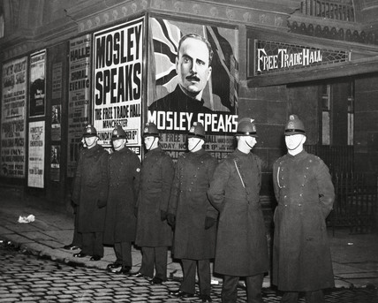 Name:  Mosley posters, Manchester Free Trade Hall.jpg Views: 2990 Size:  51.4 KB