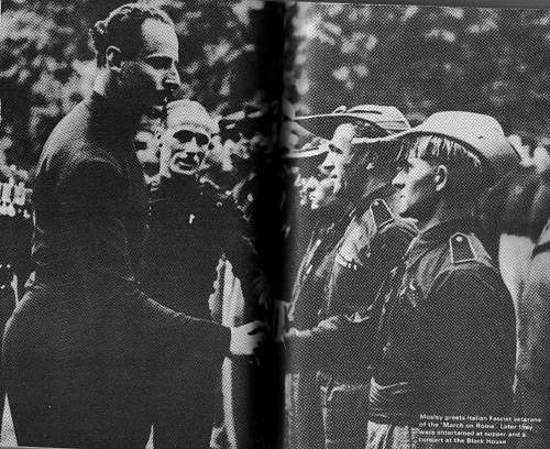 Click image for larger version.  Name:Mosley with Italian Fascists.jpg Views:3654 Size:188.2 KB ID:538615